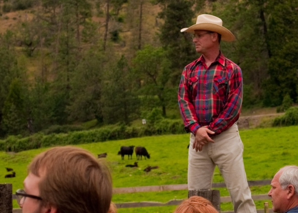 Salant Family Ranch, Peter Salant, Local Natural USDA Certified Beef in Applegate Valley Southern Oregon